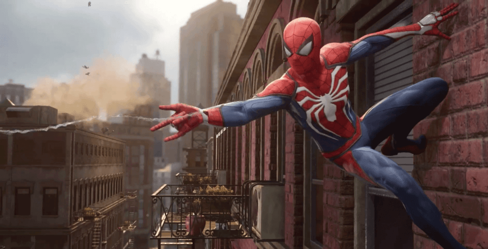 Marvel's Spider-Man Review Spider-Man ps4 Cover