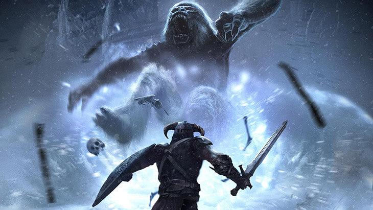 Elder Scrolls: Legends - Heroes Of Skyrim Out Today