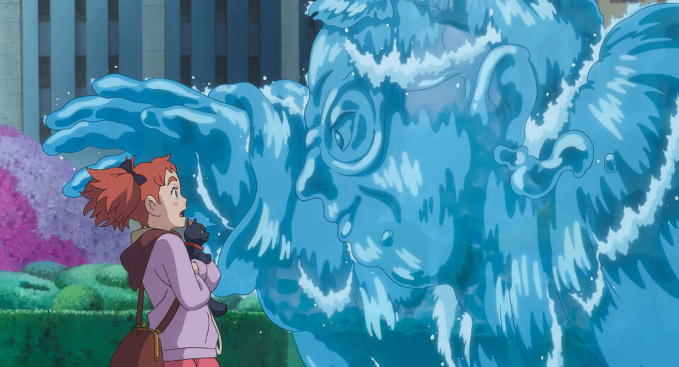 Mary And The Witch's Flower Review