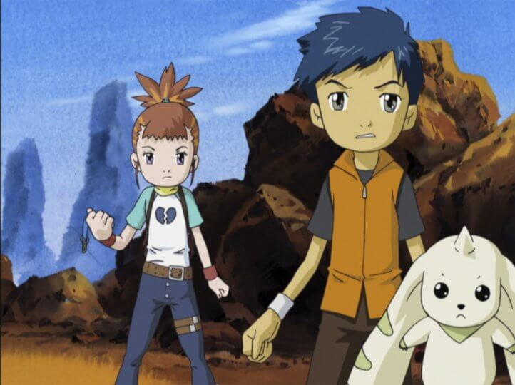 Digimon Tamers Complete Series Review   Ani-Game com