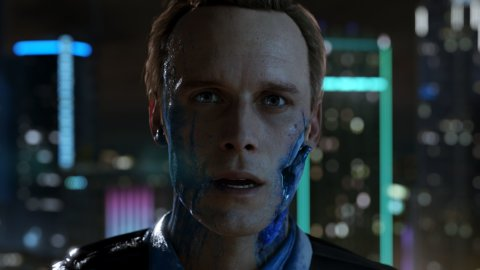 Detroit: Become Human Demo Hand's On With Detroit: Become Human