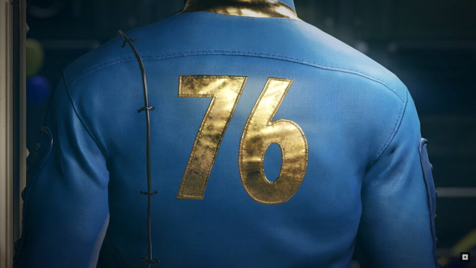 Fallout 76 reveal