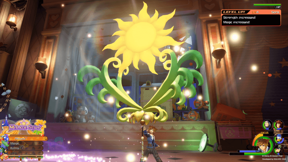 Kingdom Hearts 3 Preview New Kingdom Hearts 3 Gameplay
