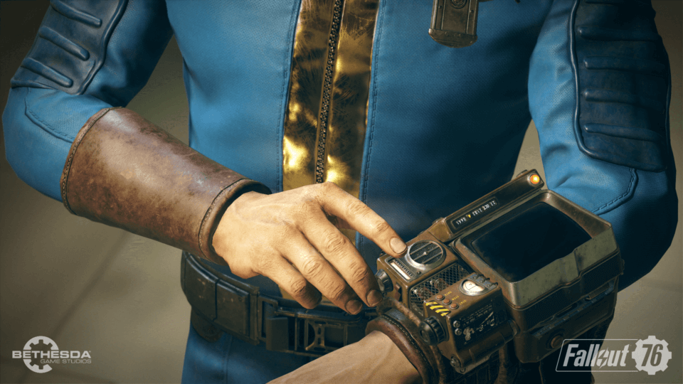 Fallout 76 reveal Fallout 76 e3 trailer