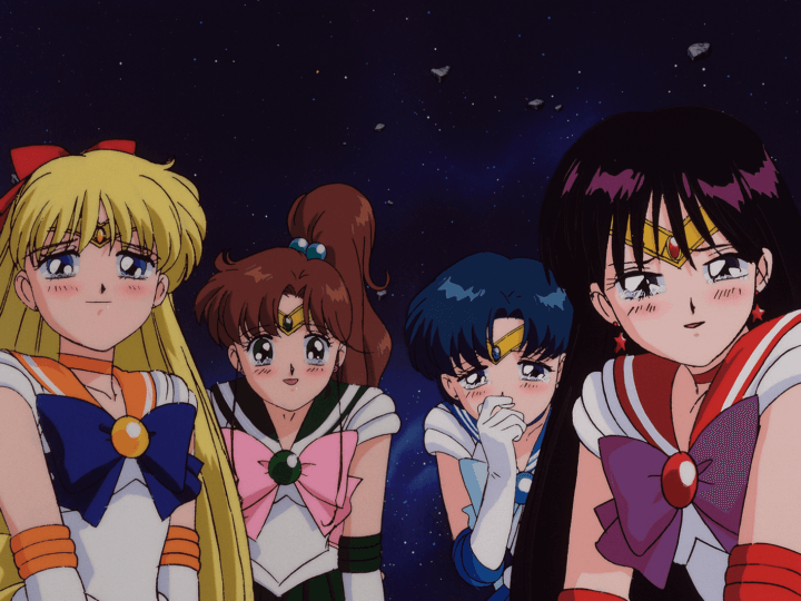 Sailor Moon R The Movie Review