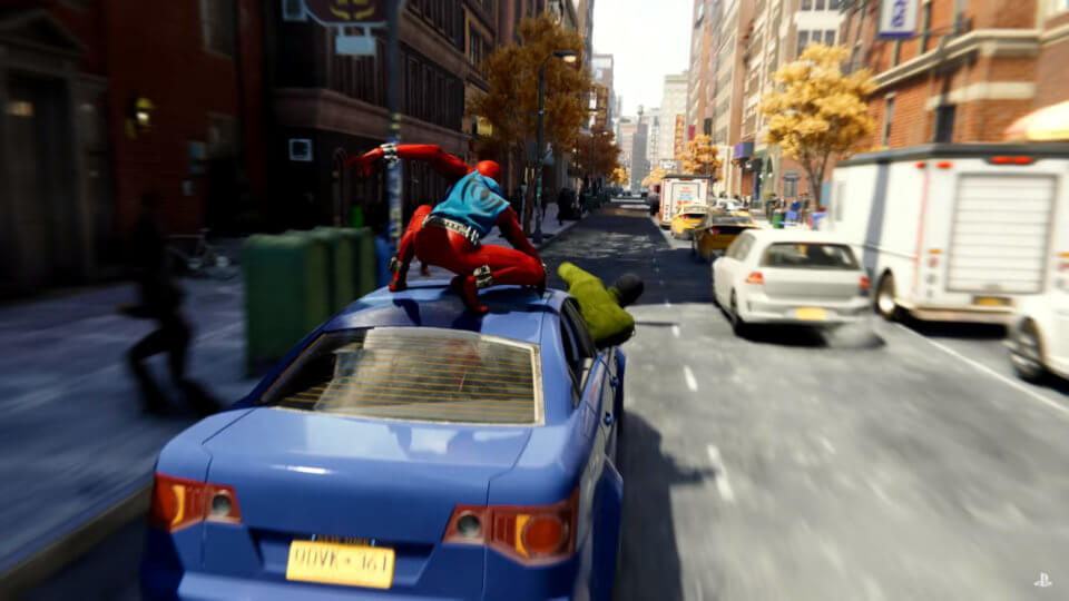 Marvel's Spider-Man Review new suits in Spider-Man PS4