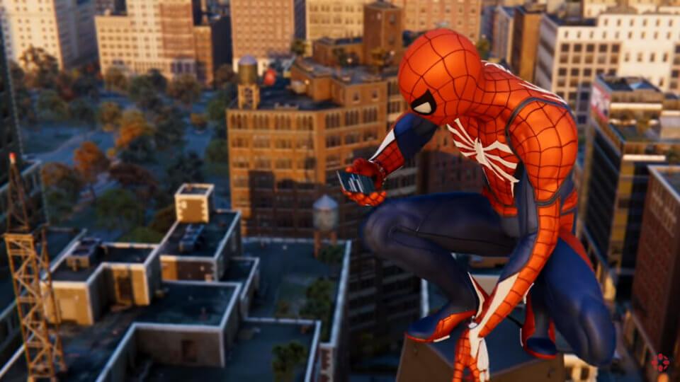Marvel's Spider-Man Review Spider-Man relationships trailer