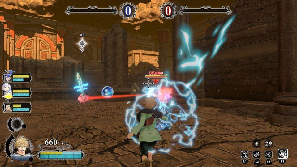 Black Clover: Quartet Knights Review