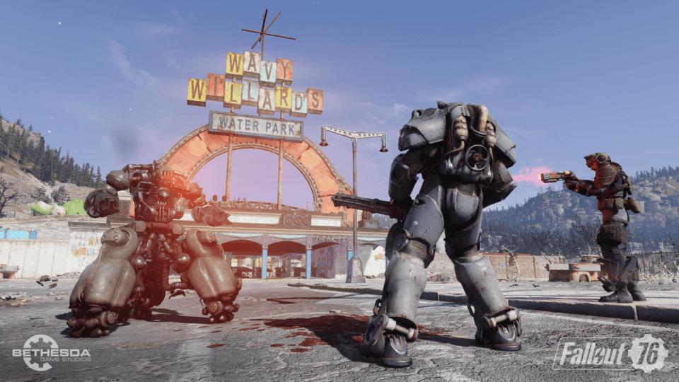 Fallout 76 B.E.T.A Fallout 76 review