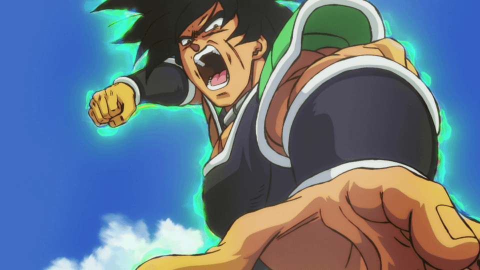 Dragon Ball Super: Broly Australia Dragon Ball Super: Broly Review