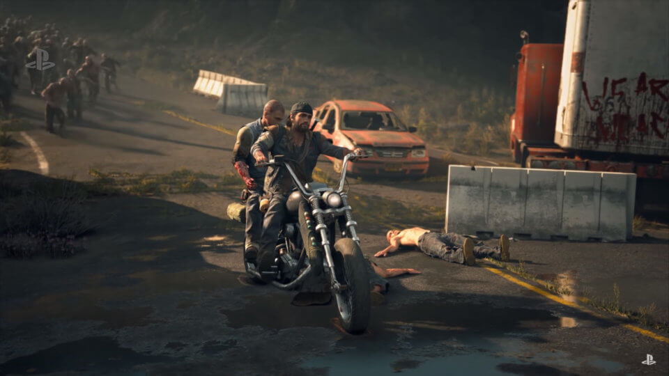Days Gone Hand's On Preview