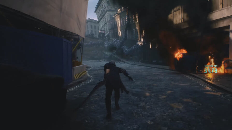 Devil May Cry 5 Hand's On Preview