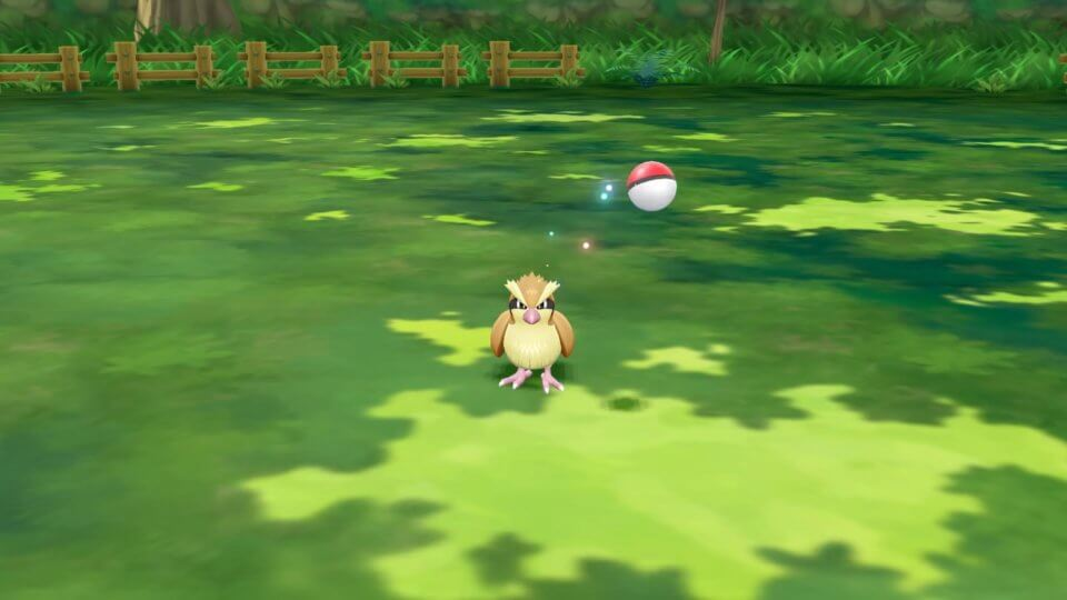 Pokemon Let's Go Pikachu Hand's On Preview