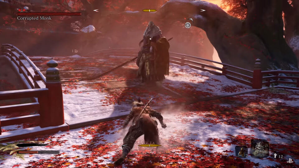 Sekiro: Shadows Die Twice Hand's On Preview