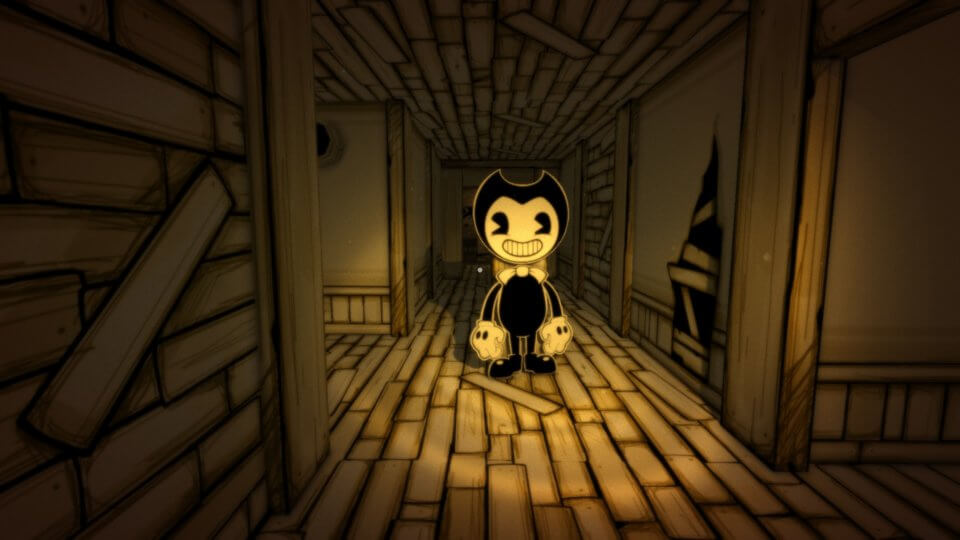 Bendy and the Ink Machine Nintendo Switch Review