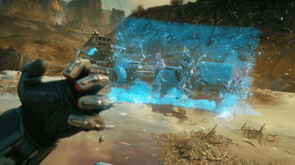 Rage 2 extended hands on preview
