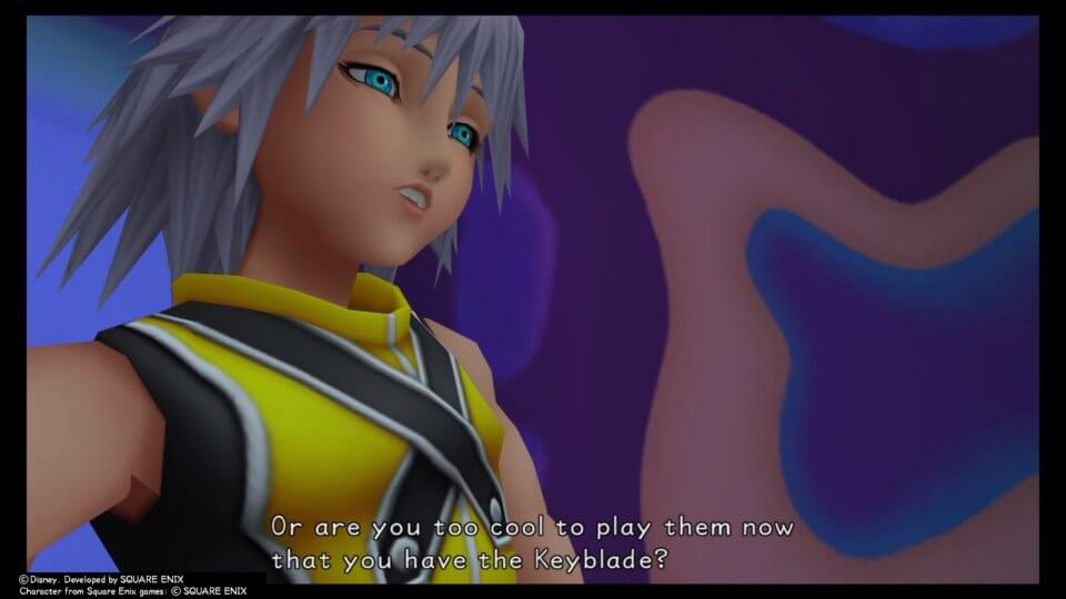 Kingdom Hearts Recap
