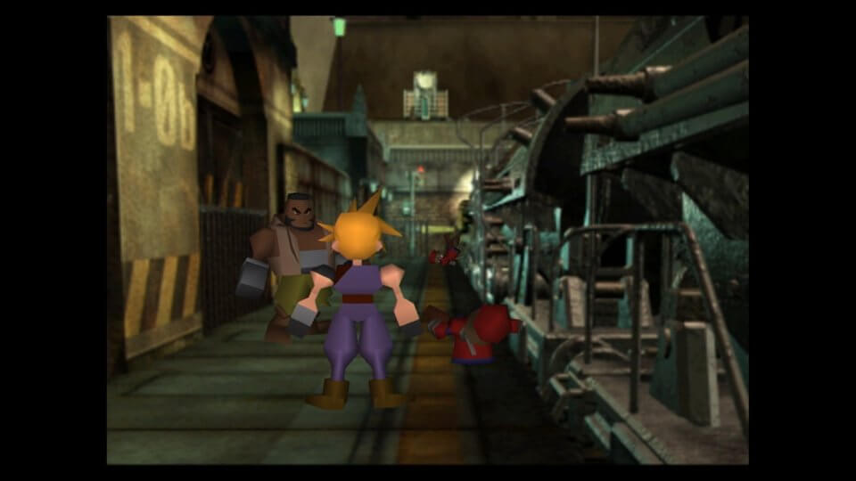 Final Fantasy 7 Nintendo Switch Review