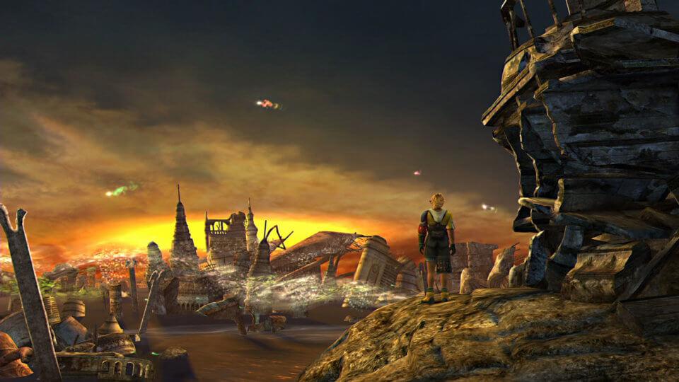 Final Fantasy X/X-2 Nintendo Switch Review