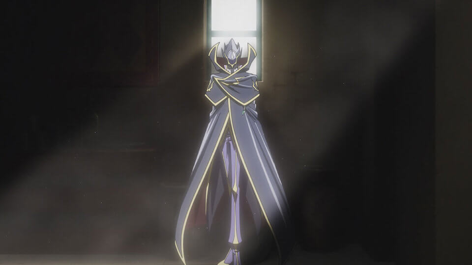 Code Geass: Lelouch of the Re;surrection Review