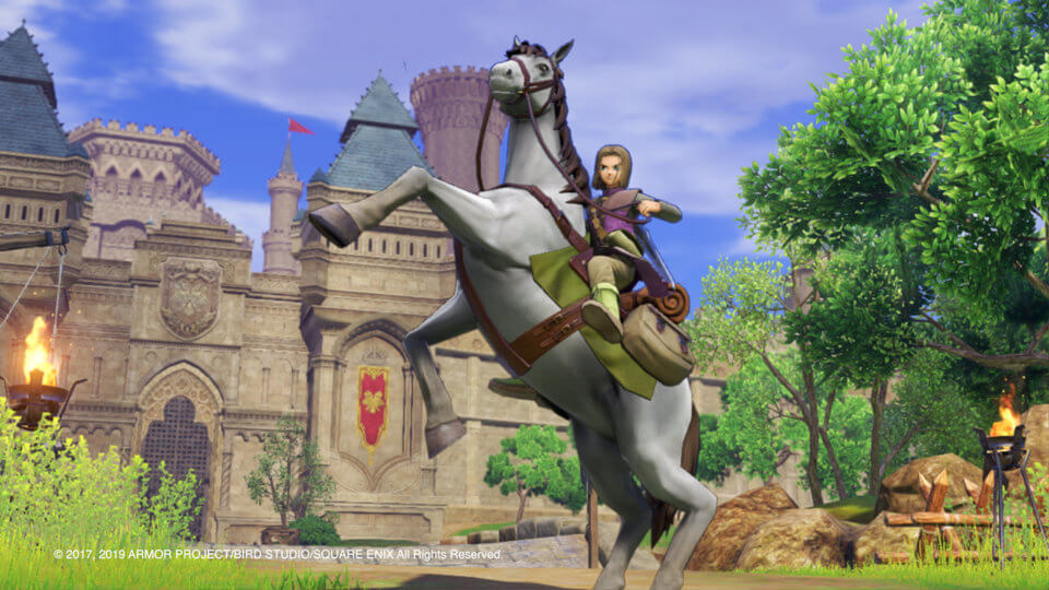 Dragon Quest XI S: Definitive Edition Review