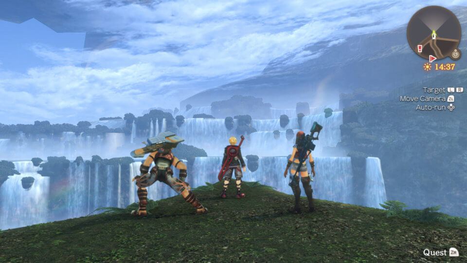 Xenoblade Chronicles: Definitive Edition Review